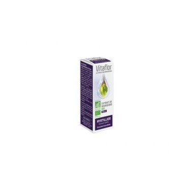 VITAFLOR Bourgeons Myrtillier 15ML