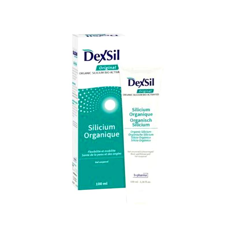 DEXSIL Silicium Organique Gel Corporel 100ml disponible sur Pharmacasse