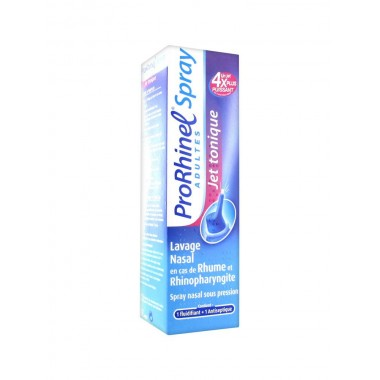 PRORHINEL Spray nasal adulte jet tonique Spray/100ml
