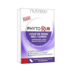 Nutreov Phyto-Rub 10 Comprimés