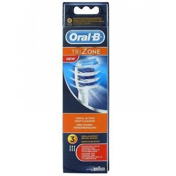 ORAL-B Brossettes Trizone boîte de 3