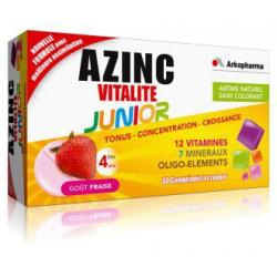 AZINC junior 30 comprimés à...