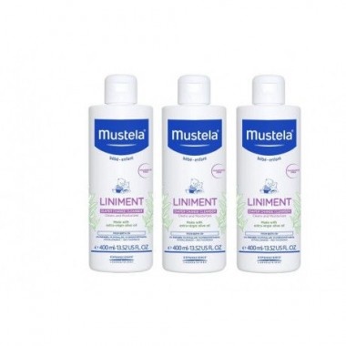 MUSTELA liniment 400ml lot de 3