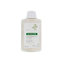 KLORANE shampooing au lait d'avoine extra-doux 200 ml