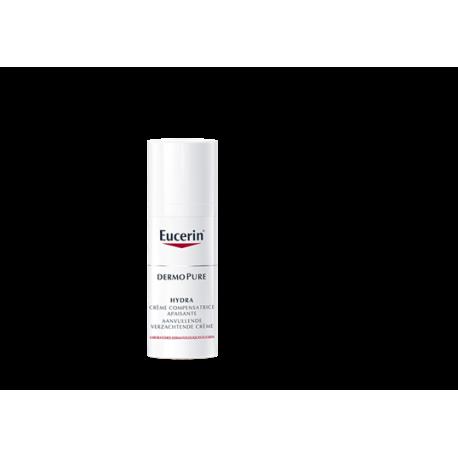 EUCERIN DermoPure HYDRA Crème Compensatrice Apaisante 50ml disponible sur Pharmacasse