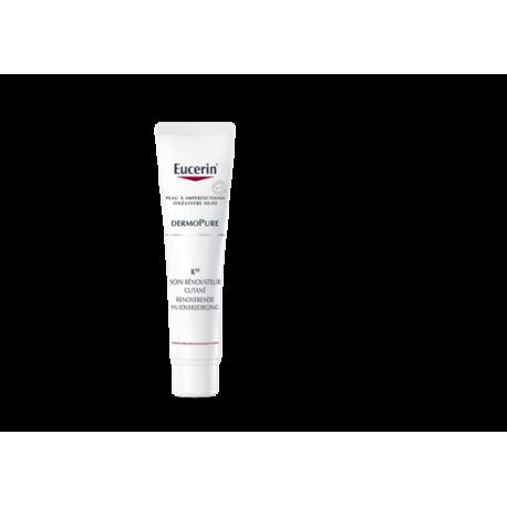 EUCERIN DermoPure K10 Soin Rénovateur Cutané 40ml disponible sur Pharmacasse