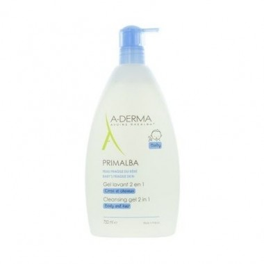 PRIMALBA Gel lavant douceur 2 en 1 750ml