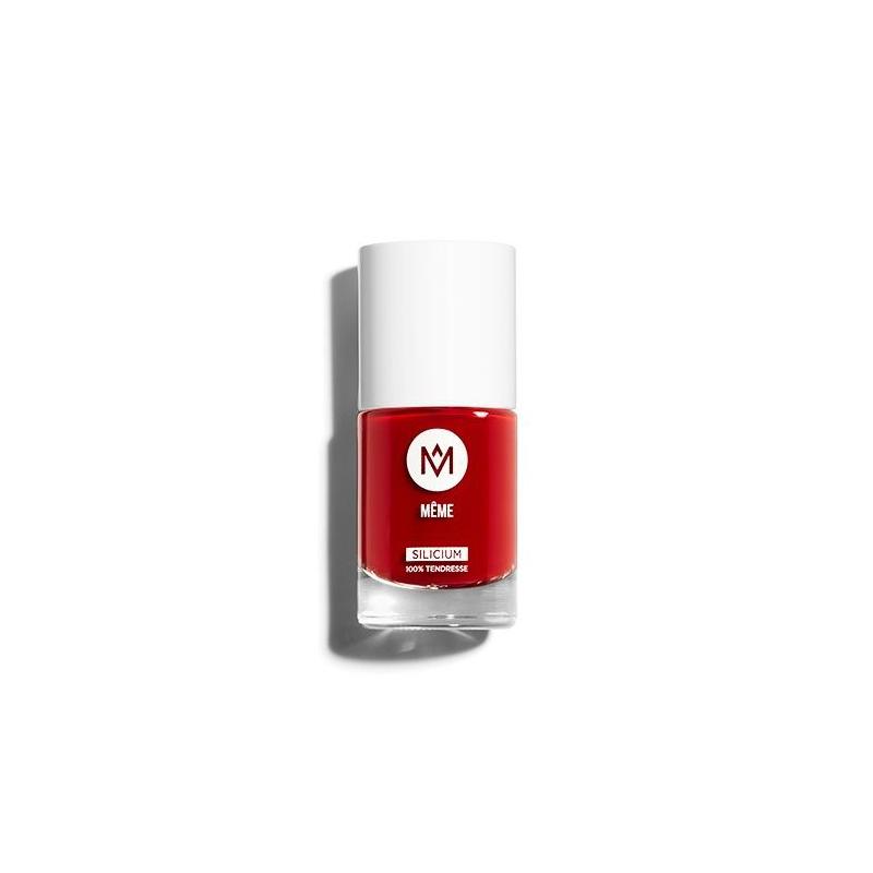 MEME Vernis au silicium rouge 02 10ml disponible sur Pharmacasse