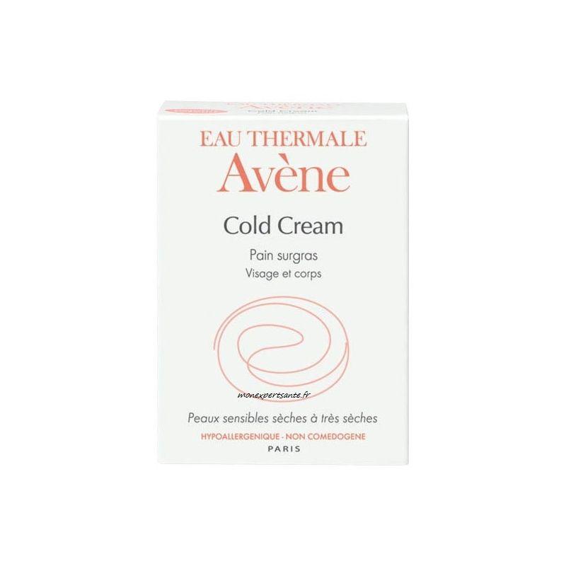 AVENE cold cream pain surgras 100g disponible sur Pharmacasse