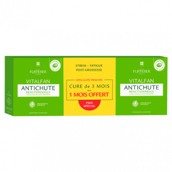 FURTERER - Vitalfan Anti-chute Progressive 3x30 capsules