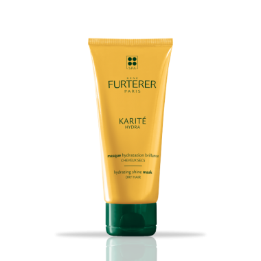 FURTERER - KARITE HYDRA - Masque Hydratation Brillance Tube 100ml