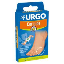 URGO Coricide boîte de 12 pansements