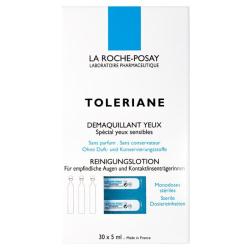 LA ROCHE POSAY Toleriane dosettes démaquillantes yeux 30x5ml