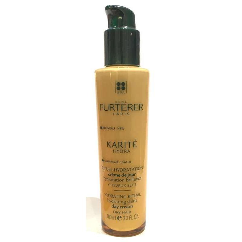 FURTERER - KARITE HYDRA Crème de jour hydratation brilance 100ml disponible sur Pharmacasse