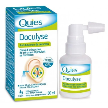 QUIES Doculyse Spray anti...