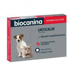 Urticalm Biocanina boîte de 20 comprimés