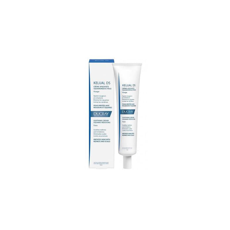 KELUAL DS Crème apaisante squamoréductrice 40ml disponible sur Pharmacasse