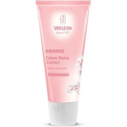 WELEDA Crème Mains Confort à l'Amande 50ml