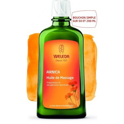 WELEDA Huile de Massage à l'Arnica 200ml