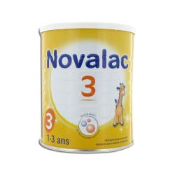 NOVALAC 3 Lait de Croissance 800G