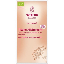 WELEDA Tisane Allaitement 20 sachets de 2g