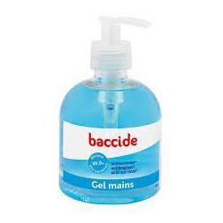 BACCIDE Gel mains antibactérien 300 ml
