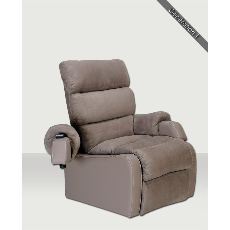 code promo 81de8 88dc0 Fauteuil électrique releveur confort COCOON 1 INNOV SA Largeur: 50c...