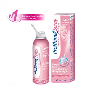 PRORHINEL Spray bébé 100ml