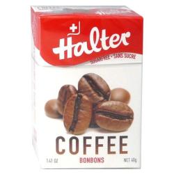 HALTER Bonbons sans sucre...