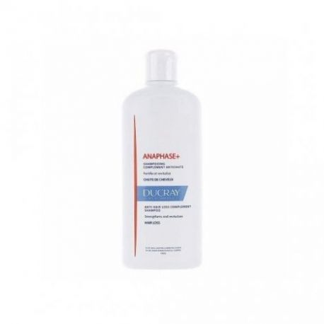 DUCRAY Anaphase+ shampoing crème stimulant - 400 ml disponible sur Pharmacasse