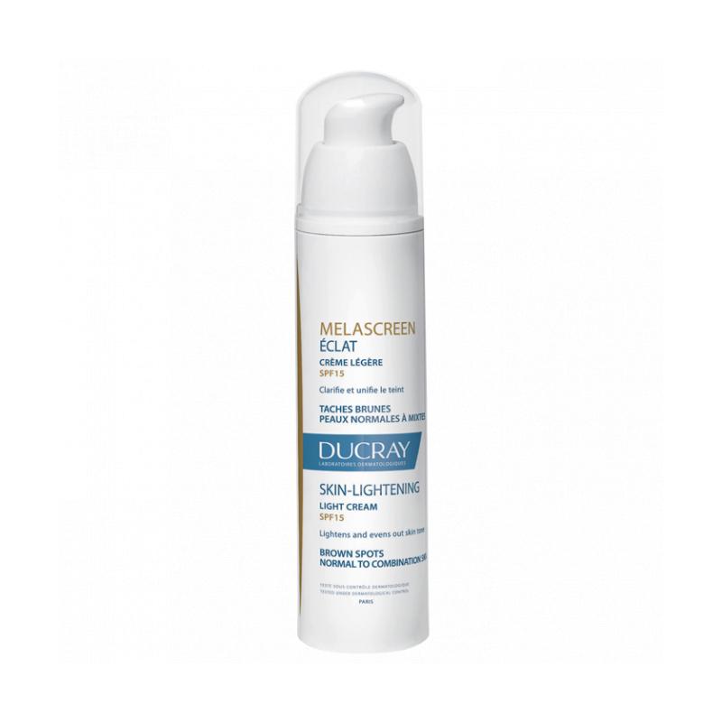 DUCRAY Melascreen éclat Crème Légère SPF15 40ml disponible sur Pharmacasse