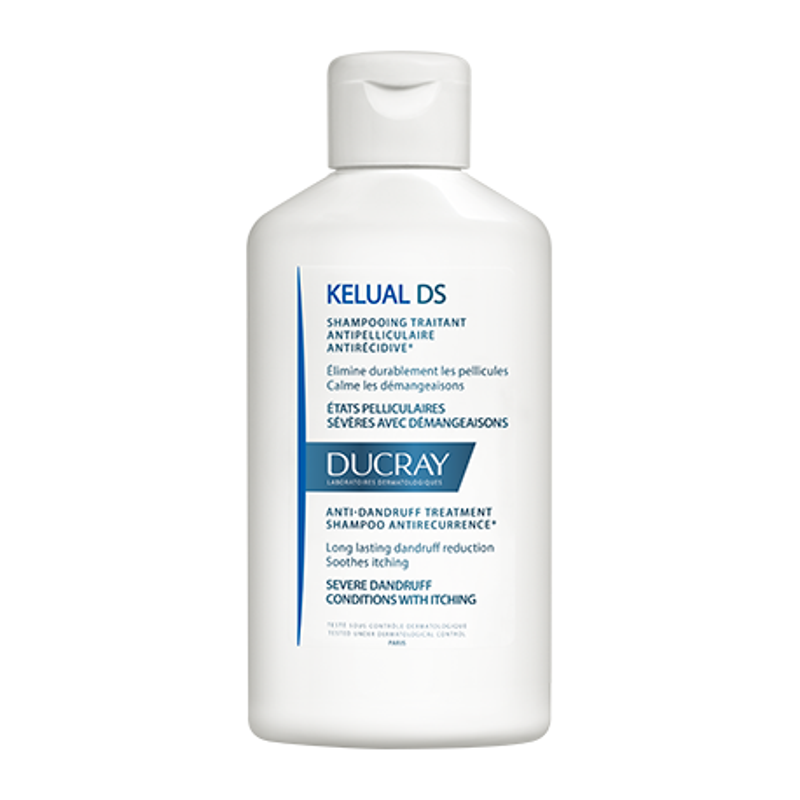 DUCRAY Kelual DS shampoing traitant 100ml disponible sur Pharmacasse