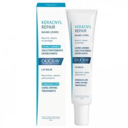 DUCRAY KERACNYL Repair Baume Lèvres 15ml