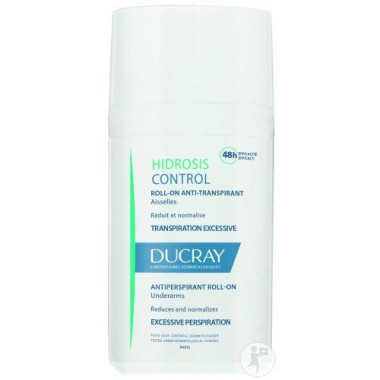 Ducray Hidrosis Control Roll-On 40ml