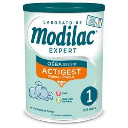 Modilac Expert Doucéa 2 De 6 À 12 Mois 800 g