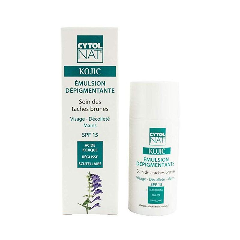CYTOLNAT Kojic Emulsion 30 ml disponible sur Pharmacasse