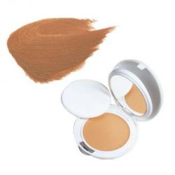 AVENE Couvrance Correcteur de Teint Crème de Teint Compacte Peaux Sensibles Sèches à Très Sèches 10 g - Teinte : 5.0 Soleil