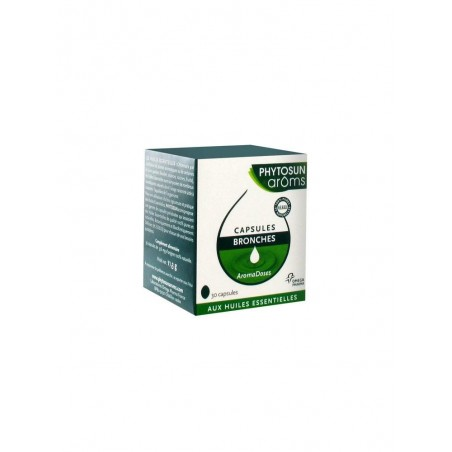 Phytosun Aromadoses bronches 30 capsules molles