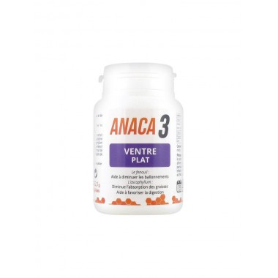 ANACA 3 Ventre Plat 60 Gélules