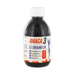 ANACA 3 Le Draineur 4 en 1 250 ml