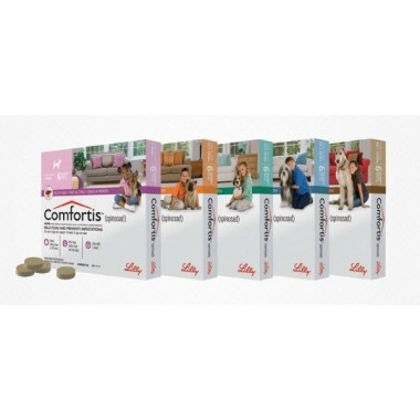 COMFORTIS 270mg chien-chat (4-6kg) 6cps