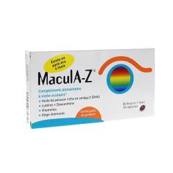 MACULA Z boite de 120 capsules