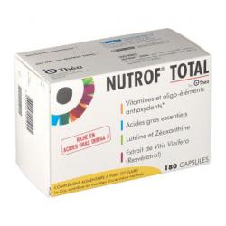 NUTROF TOTAL Boîte de 180 capsules