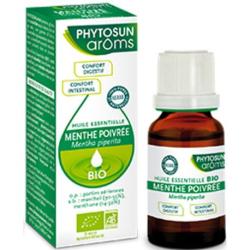 Phytosun Aroms Menthe poivrée 10ml disponible sur Pharmacasse