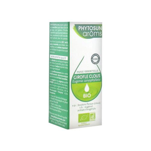 Phytosun Aroms Clou de Girofle BIO 10ml