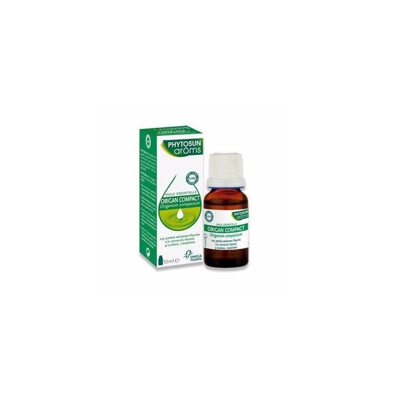 Phytosun Aroms Origan Compact 10ml disponible sur Pharmacasse