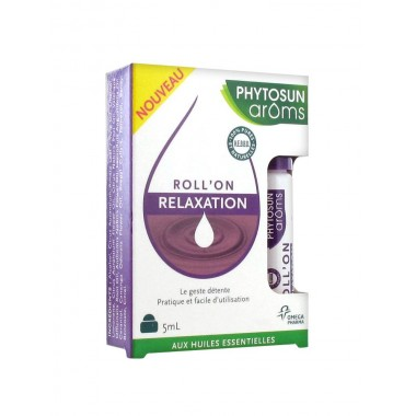 PHYTOSUN Arôms Roll'On Relaxation 5 ml