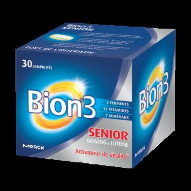 BION 3 sénior 30 comprimés
