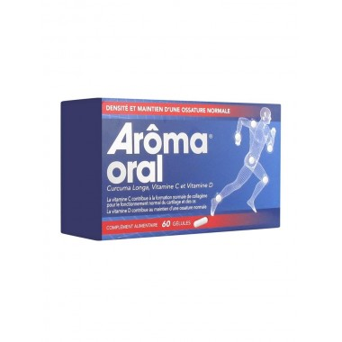 MAYOLY Spindler Arôma Oral 60 Gélules