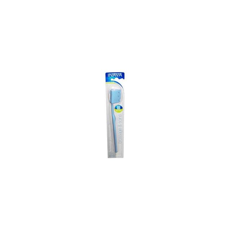 INAVA Brosse à dents souple 20/100 disponible sur Pharmacasse